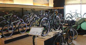 Santos Bikes bij Sector 2