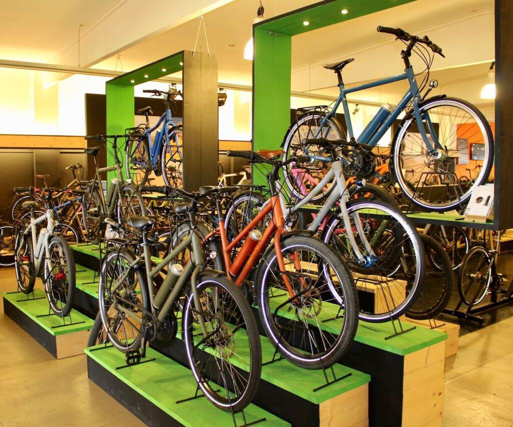 Santos e-bike elektrisch