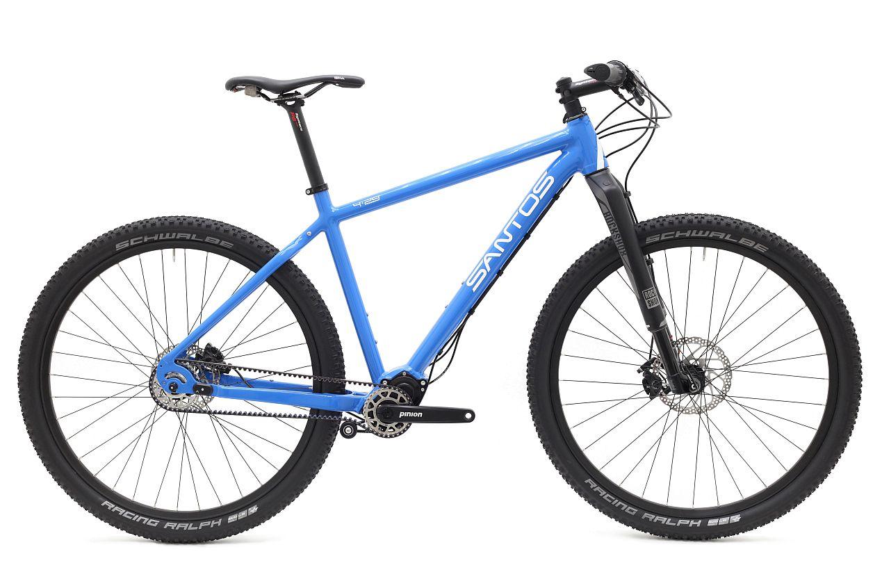 Santos mountainbike 4_29 Pinion