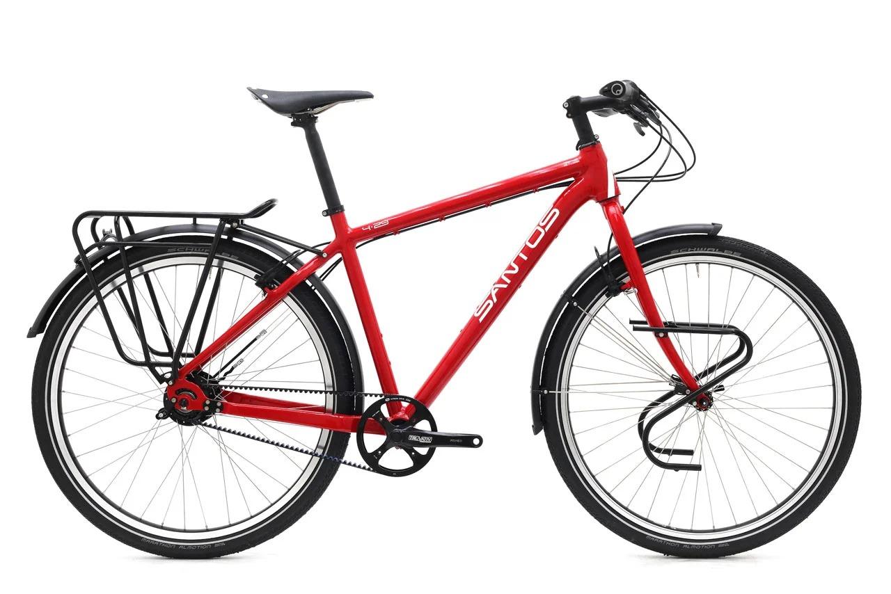 Santos mountainbike 4_29 Rood