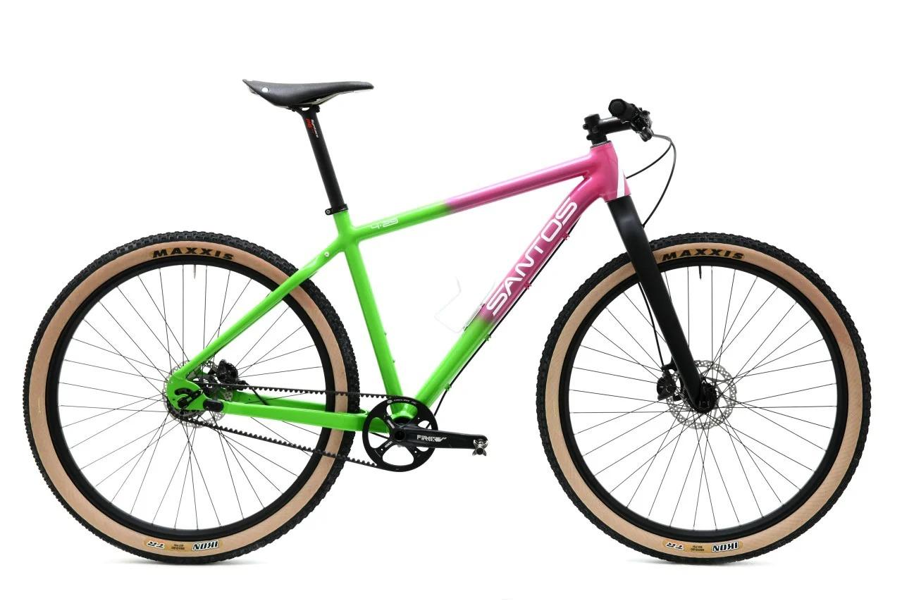Santos mountainbike 4_29 twee kleuren