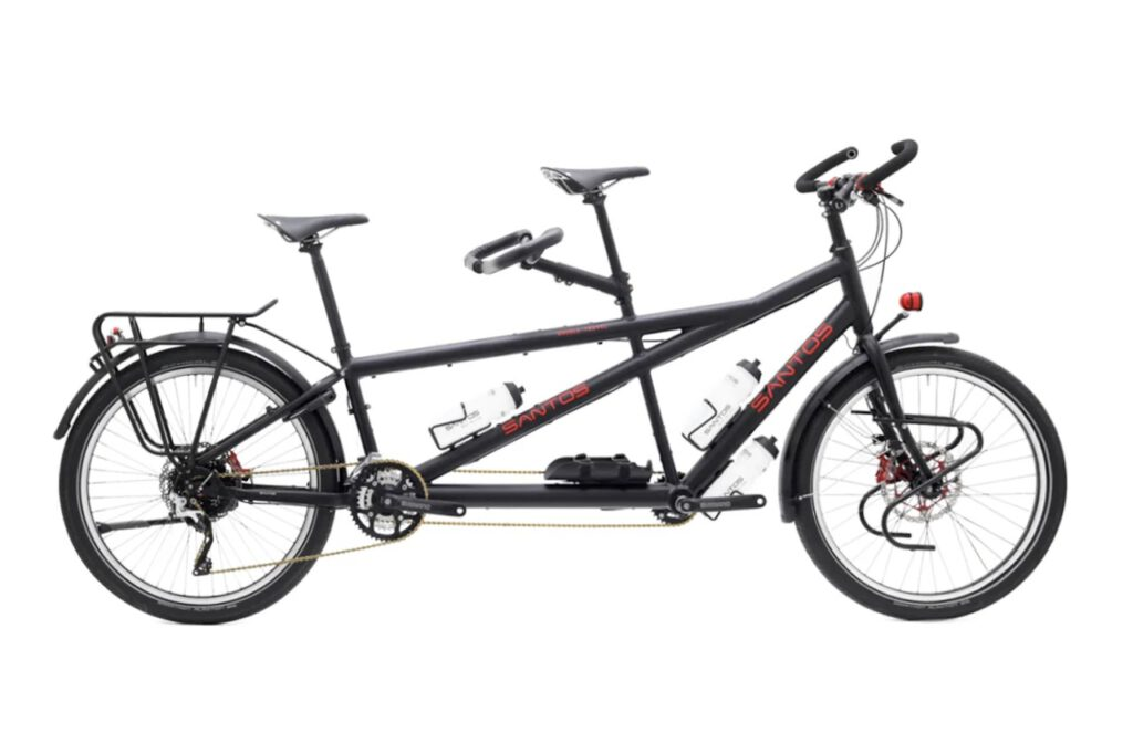 Santos tandem double travel 2