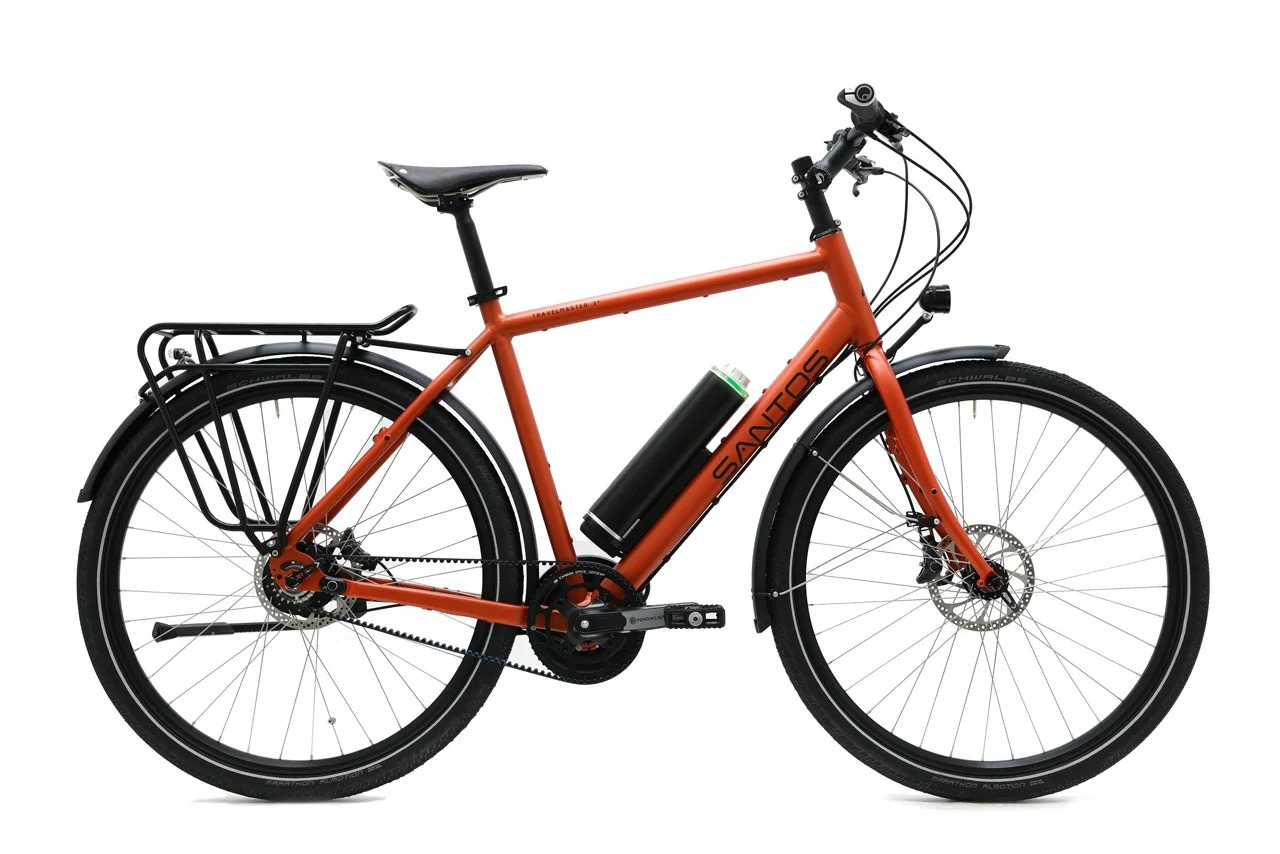 Santos e-bike Travelmaster 3 plus PX Pendix
