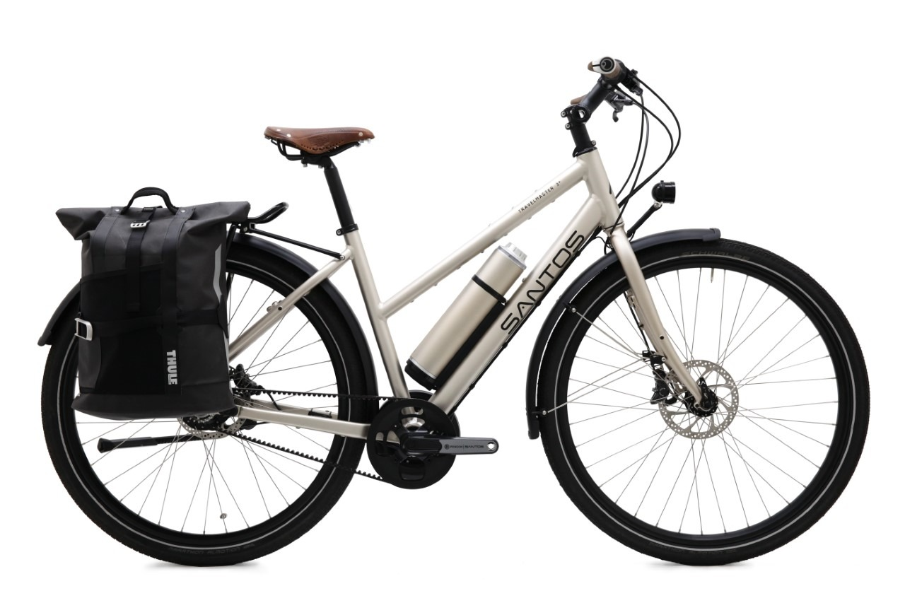 Santos e-bike Travelmaster 3 plus mixte PX Pendix