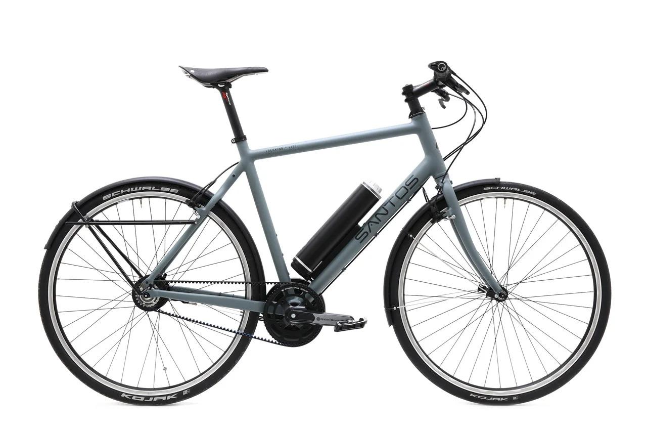 Santos e-bike Trekking Lite PX grijs Pendix