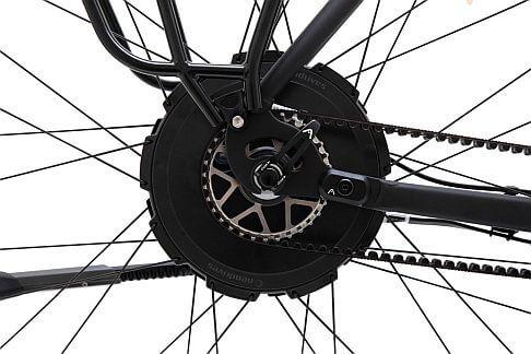 Santos elektrische fiets GS Neodrive motor achterwiel