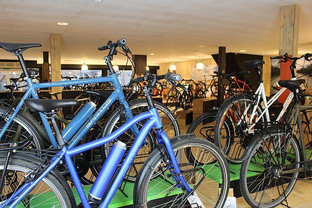 Santos fietsen modellen