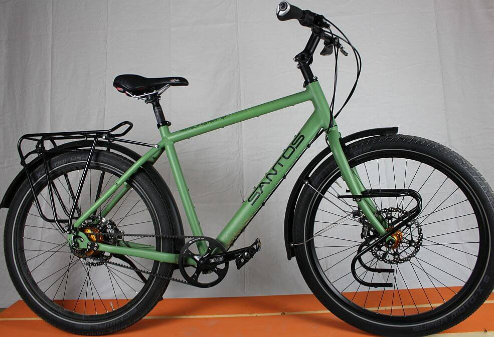 Santos fietsen prijs travelmaster 3+