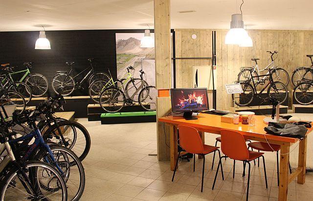 Santos modellen fietsen